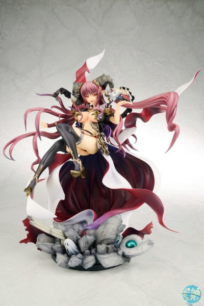 Z/X - Zillions of enemy X - Luxuria Statue: Broccoli