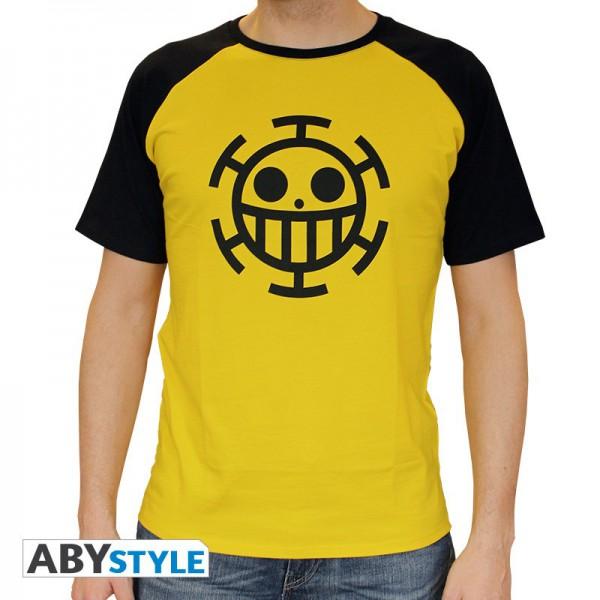 """One Piece - Heart Piratenbande T-Shirt / Herren Größe """"L"""": ABYStyle"""