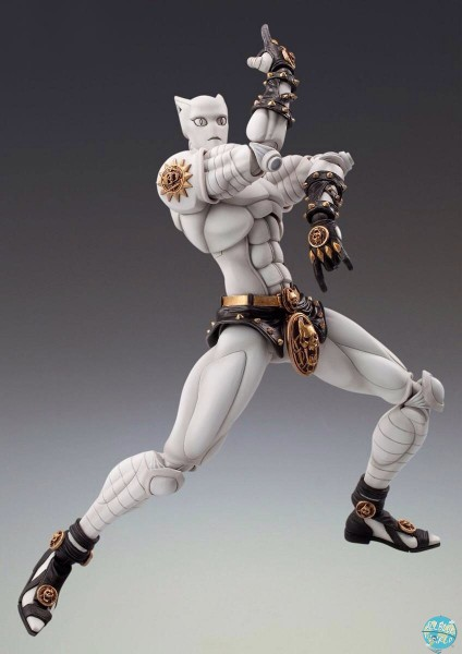 JoJo's Bizarre Adventure - Killer Queen Hirohiko Araki Actionfigur Specified Color:Medicos