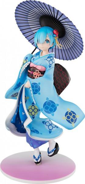 Re:ZERO -Starting Life in Another World - Rem Statue / Ukiyo-e Version: Kadokawa