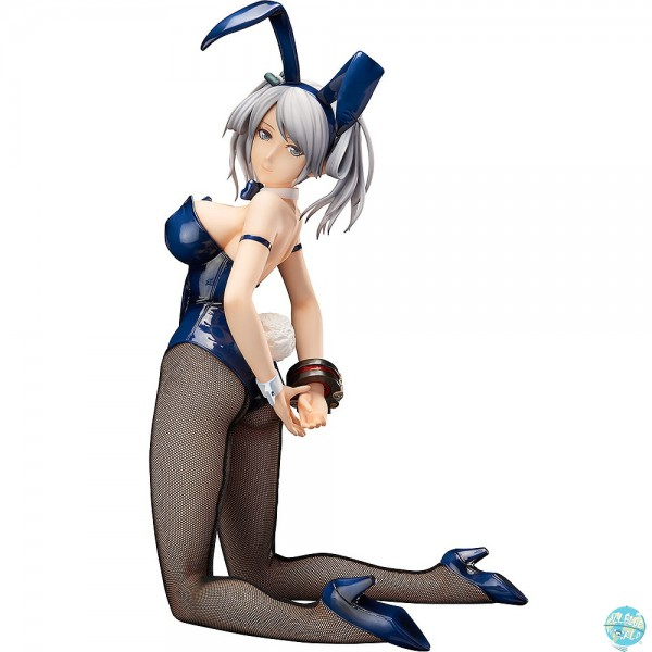 God Eater 2 Rage Burst - Ciel Alencon Statue - Bunny Version: FREEing