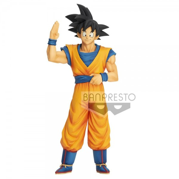 Dragon Ball Z - Son Goku Figur / Zokei Ekiden: Banpresto