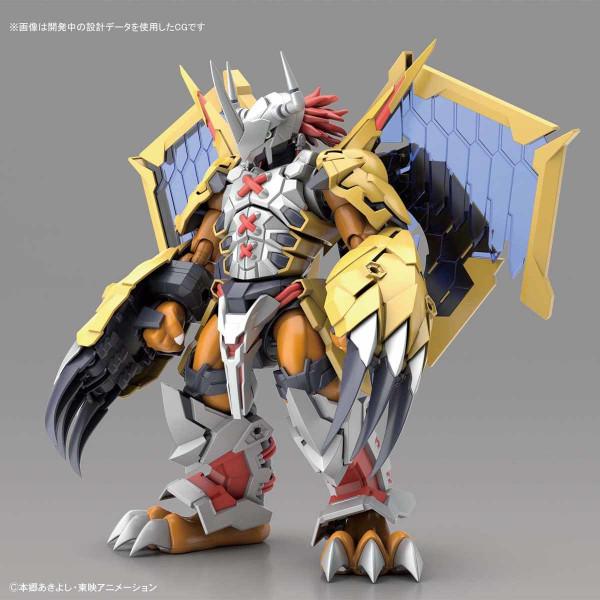 Digimon - Wargreymon Model-Kit / Figure-rise Standard Amplified: Bandai Spirits