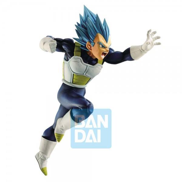 Dragonball Super - SSGSS Vegeta Figur / Z-Battle: Banpresto