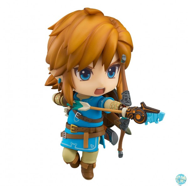 The Legend of Zelda Breath of the Wild - Link Nendoroid [NEUAUFLAGE]: Good Smile Company