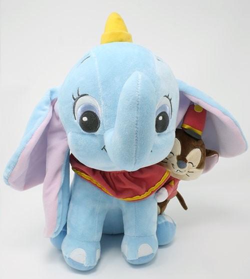 Disney - Dumbo der Elefant & Timothy Plüschie: Sega