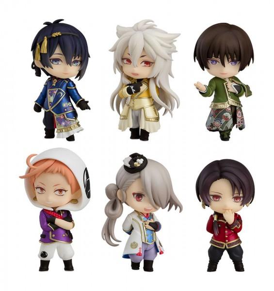 Touken Ranbu The Musical - Mini-Figuren 6er-Pack / Nendoroid Petite: Good Smile Company