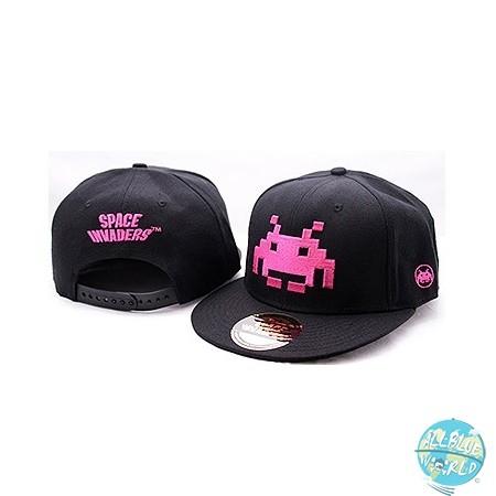 Space Invaders - Baseball Cap - Pink Logo: CODI