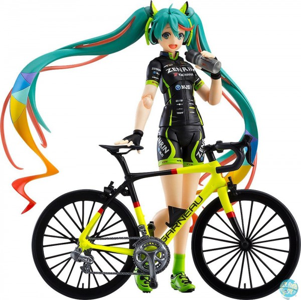 Racing Miku 2016 - Racing Miku Figma - Racing TeamUKYO Version: Max Factory