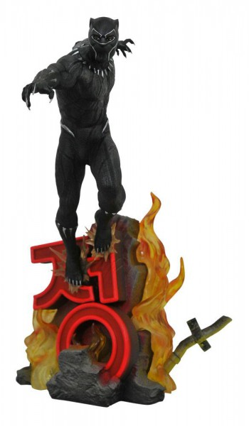 Black Panther - Black Panther Statue / Marvel Movie Premier Collection: Diamond Select