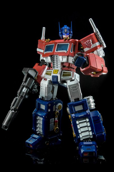 Transformers - Optimus Prime Actionfigur: Alphamax