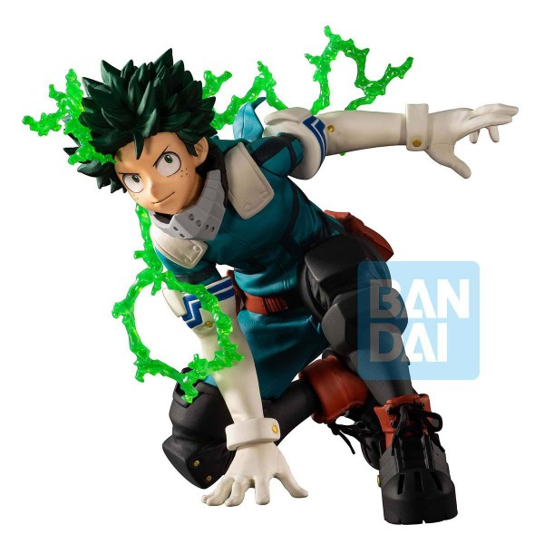 My Hero Academia - Izuku Midoriya Figur / Ichibansho: Bandai