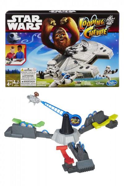 Star Wars Looping Chewie Brettspiel *deutsche Version*: Hasbro