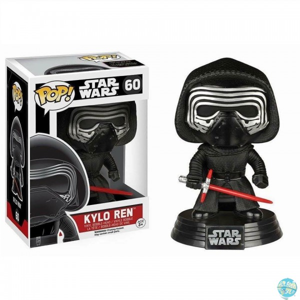 Star Wars Episode VII - Kylo Ren Figur - POP: Funko