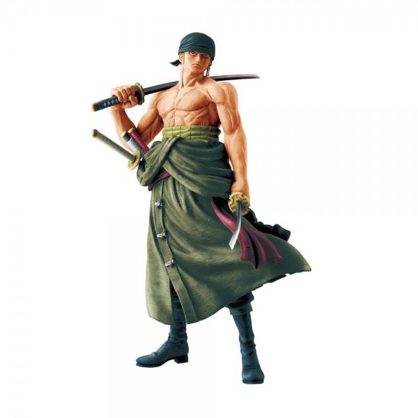 One Piece - Lorenor Zorro Figur / Memory: Banpresto