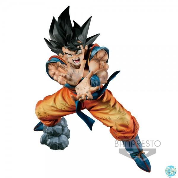 Dragonball Z - Son Goku Figur - Kamehame-Ha / Premium Color Edition: Banpresto