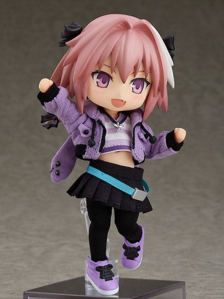 Fate/Apocrypha - Rider of Black Nendoroid Doll / Casual Version: Good Smile Company