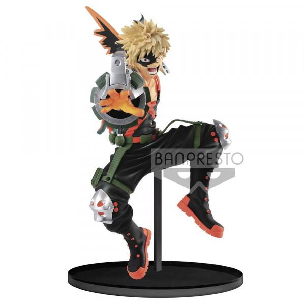 My Hero Academia - Katsuki Bakugo Figur / Colosseum Billboard Charts - Version A: Banpresto