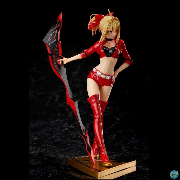 Fate/Stay Night - Nero Claudius Statue / TYPE-MOON Racing Version: Stronger