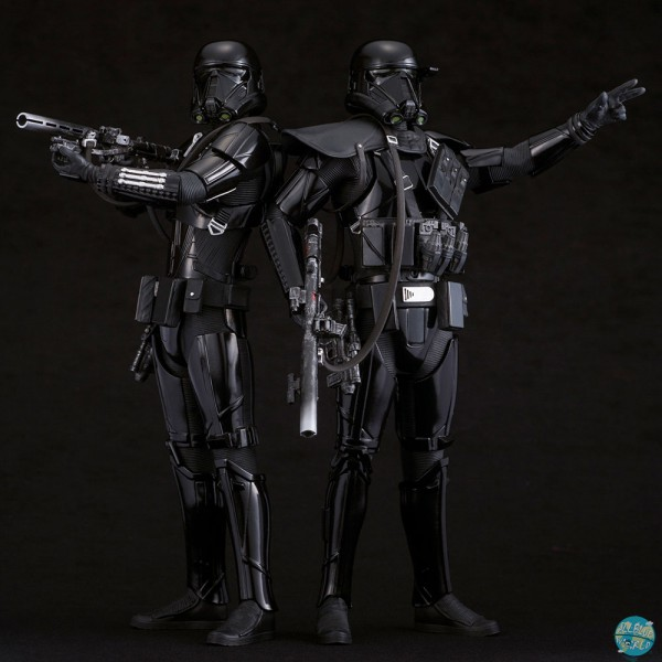 Star Wars Rogue One - Death Trooper Doppel-Statue - ARTFX+: Kotobukiya