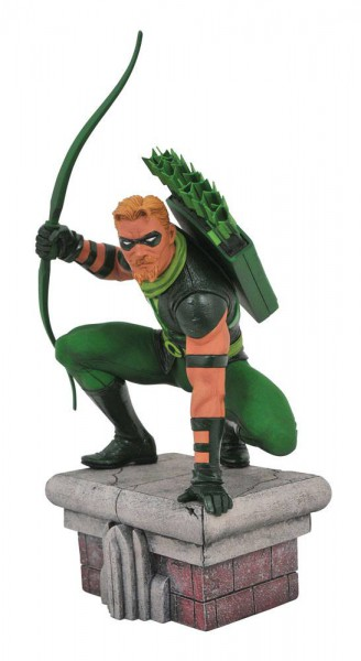 DC Comic - Green Arrow Statue / DC Comic Gallery: Diamond Select