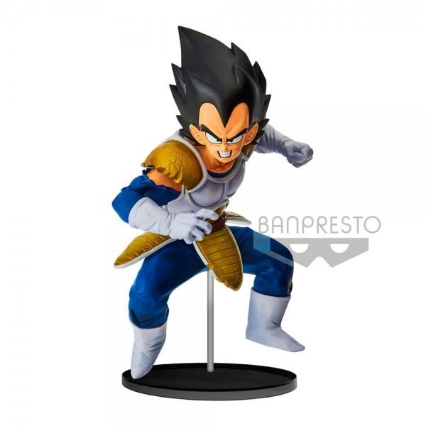 Dragon Ball Z - Vegeta Figur / BWFC / Normal Color: Banpresto