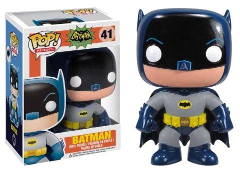 Batman - Batman 1966 Figur - POP: Funko