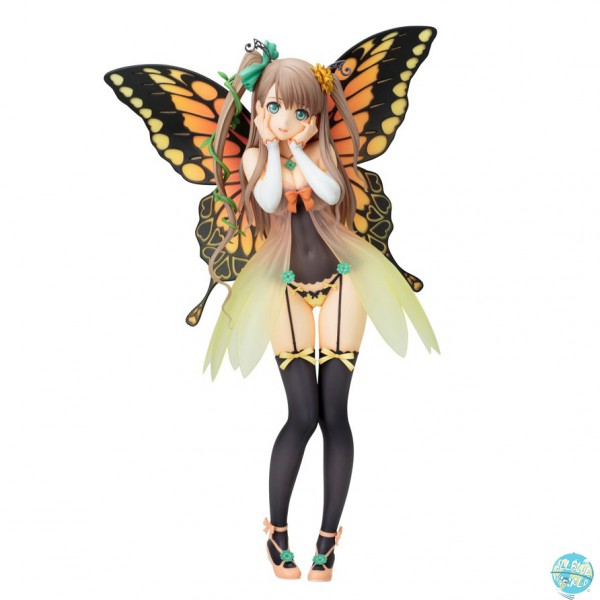 Tony´s Heroine Collection - Fairy Garden Freesia / Ani Statue: Kotobukiya