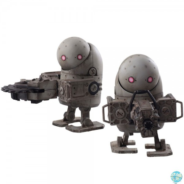 NieR Automata - Machine Lifeform Actionfigur / Bring Arts: Square Enix