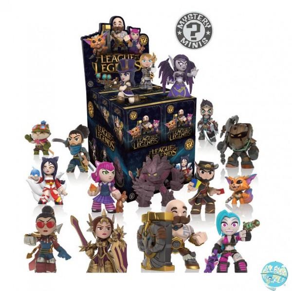 League of Legends - Minifigur Blind-Box - Mystery Minis / POP!: Funko
