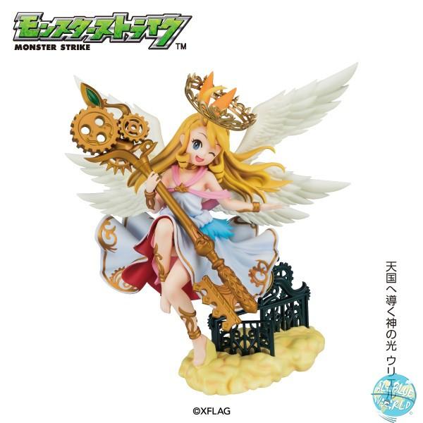 Monster Strike - Tengoku e Michibiku Kami no Hikari Uriel Figur: Eikoh