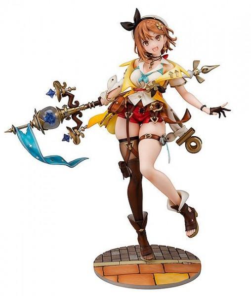 Atelier Ryza 2: Lost Legends & the Secret Fairy - Ryza Statue: Wonderful Works