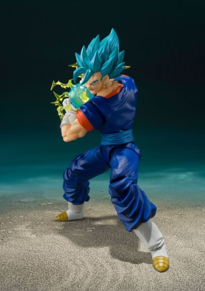Dragon Ball - SSGSS Vegito Actionfigur / S.H. Figuarts: Tamashii Nations