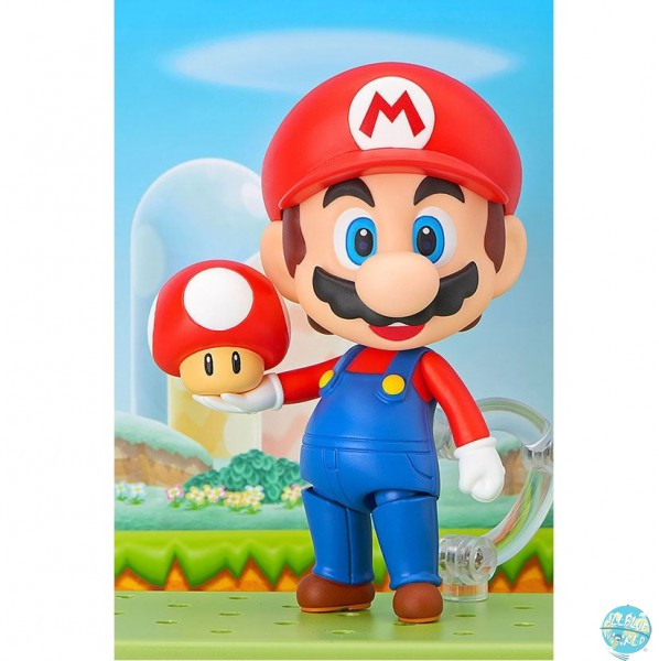 Super Mario Bros Mario Nendoroid Good Smile Company