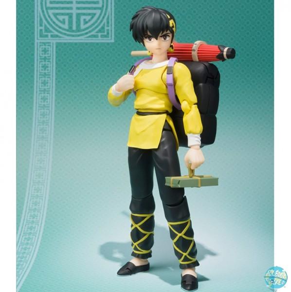 Ranma 1/2 - Ryoga Hibiki Actionfigur - S.H. Figuarts: Bandai