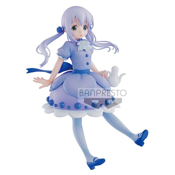 Is the Order a Rabbit? - Chino Figur: Banpresto