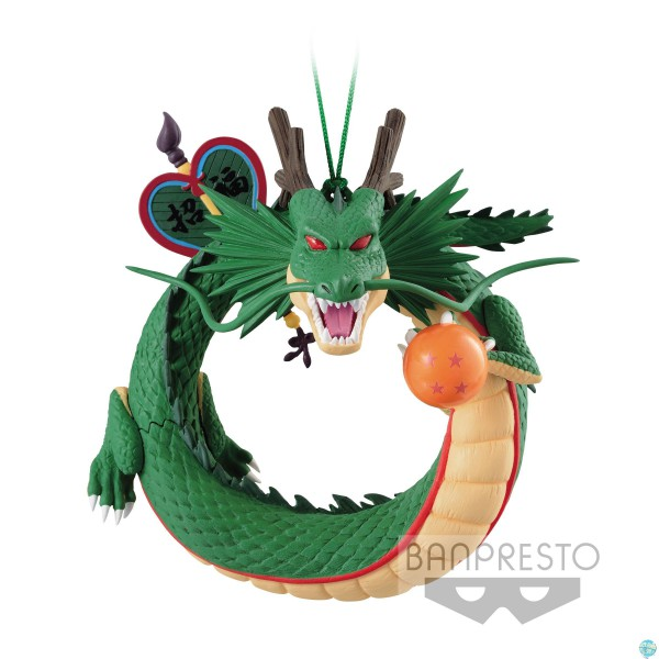 Dragonball Z - Shenlong Figur / Japanische Neujahrs-Dekoration: Banpresto