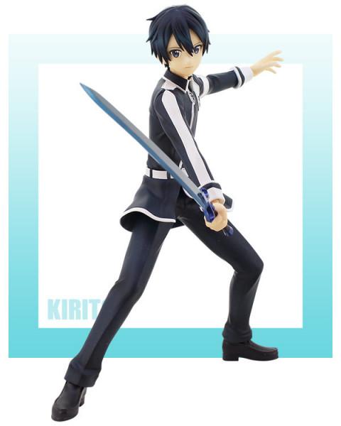 Sword Art Online - Kirito Figur / SSS: Furyu