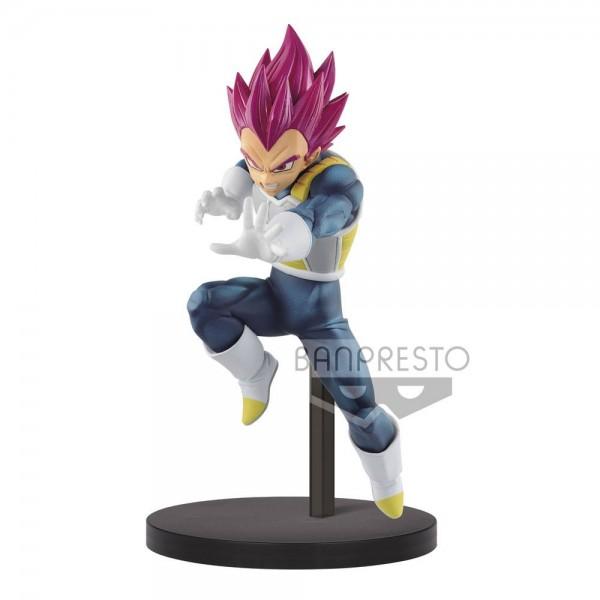 Dragon Ball - SSG Vegeta Figur / Chosenshiretsuden: Banpresto