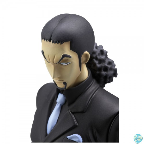 One Piece Rob Lucci MegaHouse Excellent Model P.O.P Neo 25cm