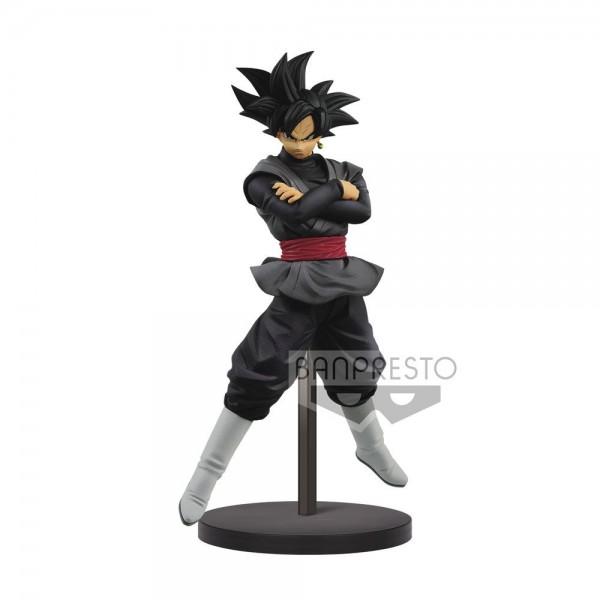 Dragon Ball Super - Goku Black Figur / Chosenshiretsuden: Banpresto