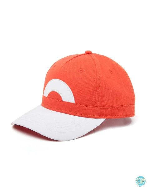 Pokemon - Ash Ketchum Baseball Cap: Bioworld