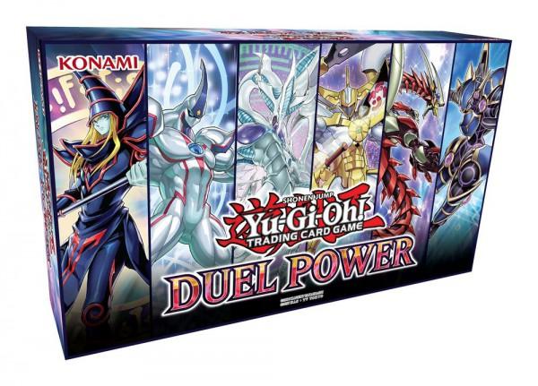 Yu-Gi-Oh! - Duel Power Box / Deutsche Version: Konami