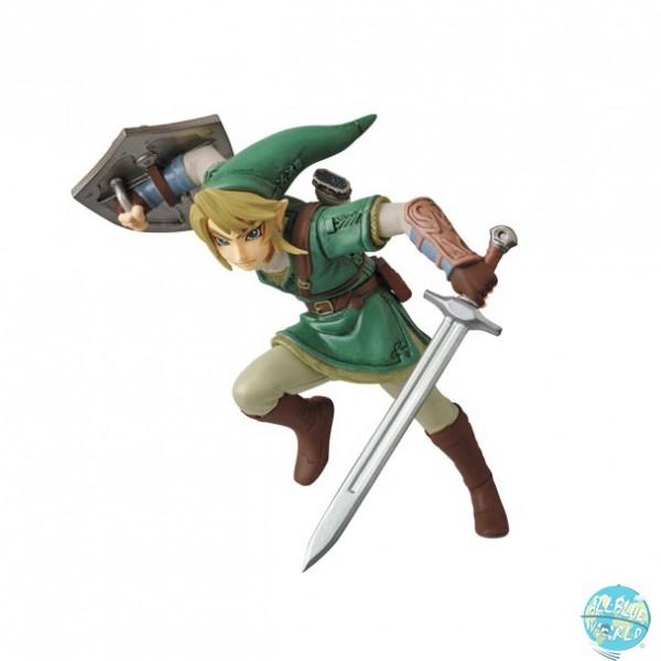 The Legend of Zelda Twilight Princess HD - Link Minifigur / UDF: Medicom