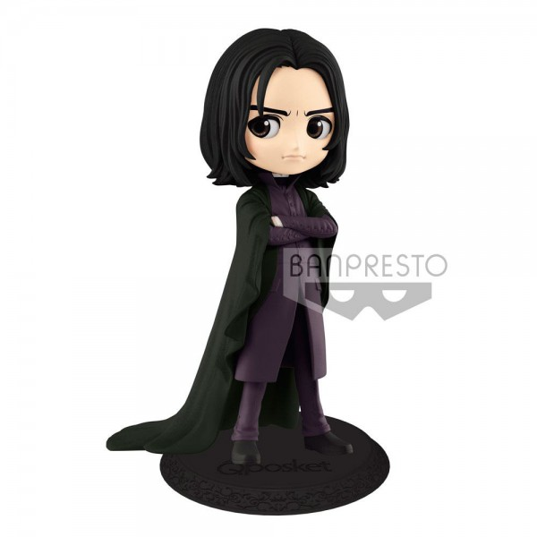 Harry Potter - Severus Snape Figur / Q Posket - A Normal Color Version Banpresto