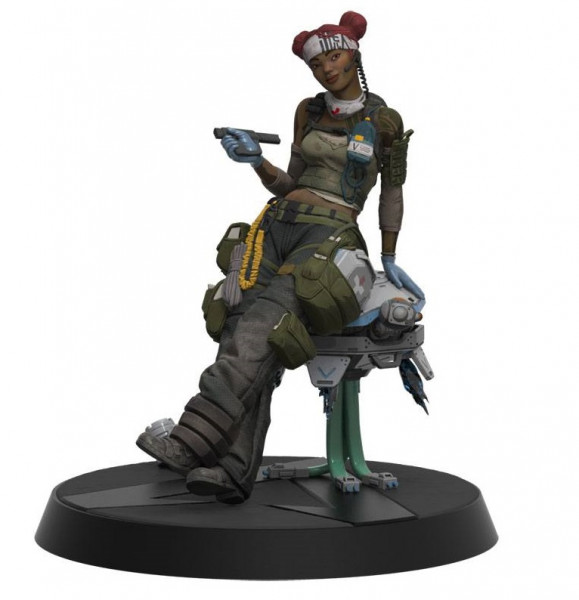 Apex Legends - Lifeline Statue / Figures of Fandom: Weta Collectibles