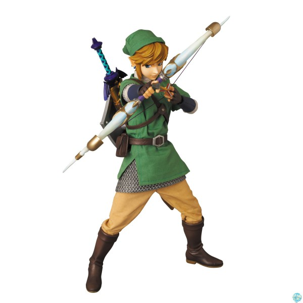 The Legend of Zelda Skyward Sword - Link Actionfigur - RAH: Medicom