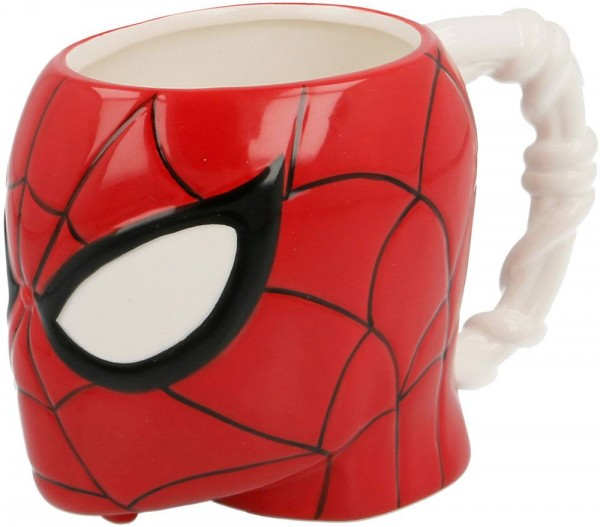 Spider-Man - 3D Tasse Spider-Man: Storline