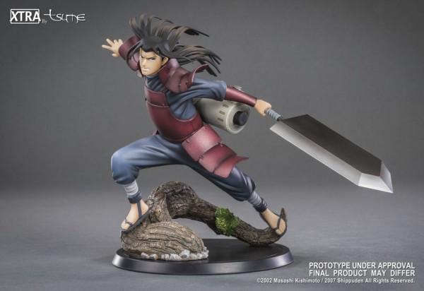 Naruto Shippuuden - Hashirama Senju Figur / Xtra: Tsume
