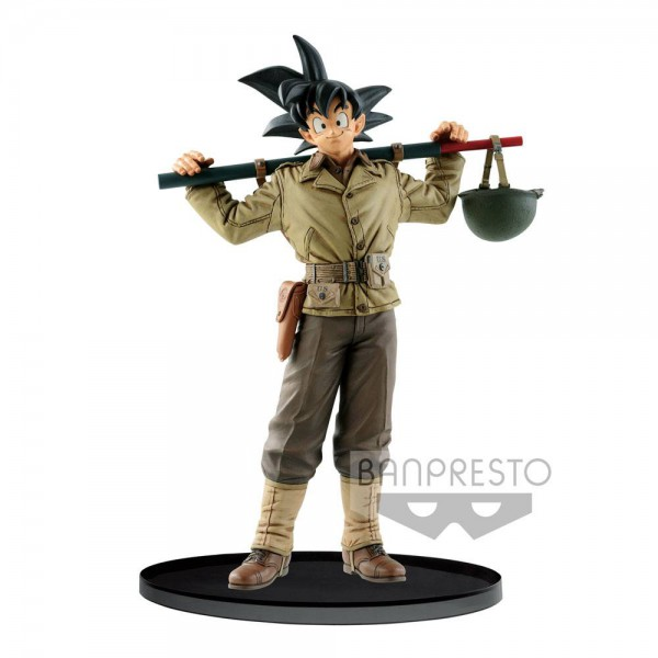 Dragon Ball - Son Goku Figur / BWFC - Normal Color: Banpresto
